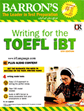 Barrons Writing fot the TOEFL iBT 6th