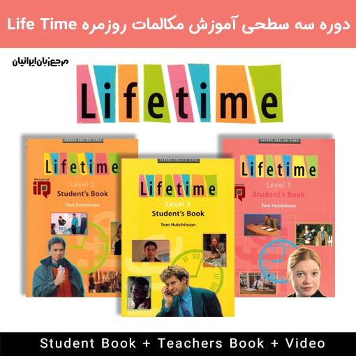 دانلود کتاب های Life Time